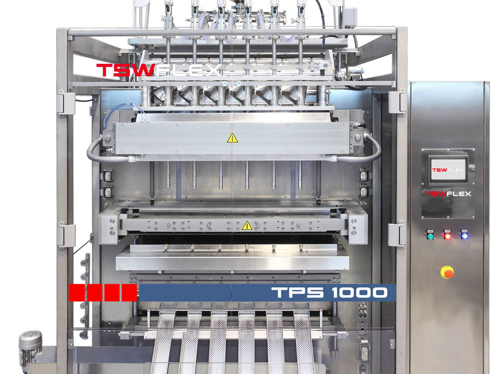 tsw industries maschine
